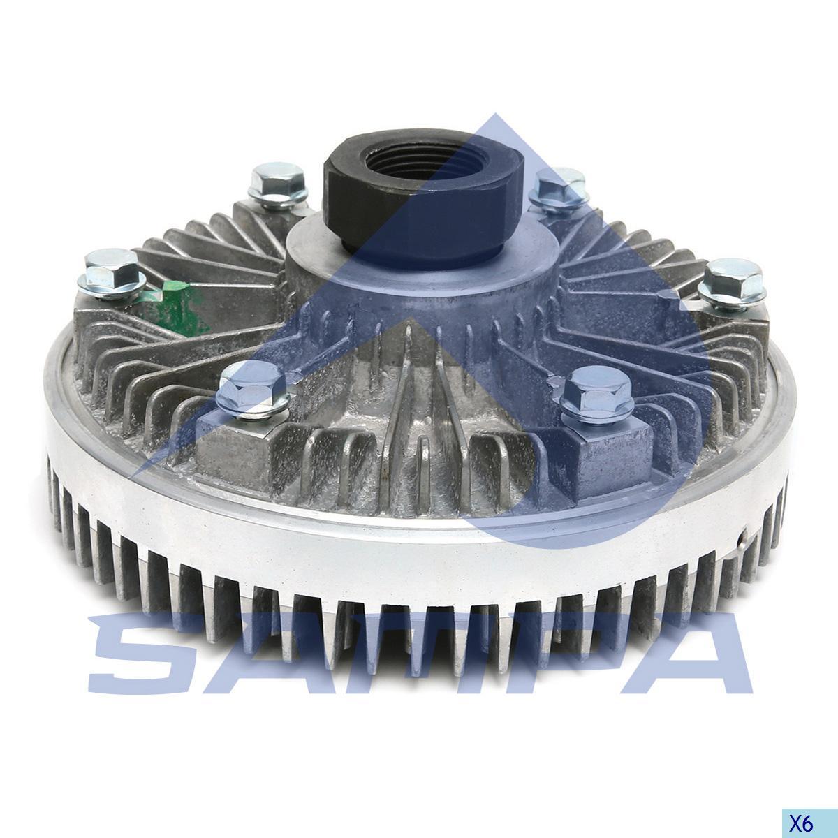 Visco Drive, Fan, R.V.I., Engine