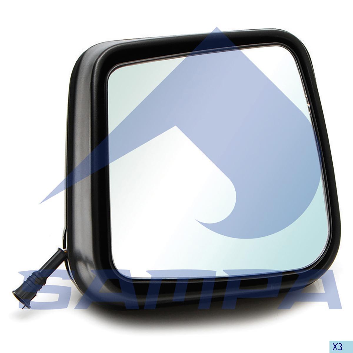 Mirror, R.V.I., Cab