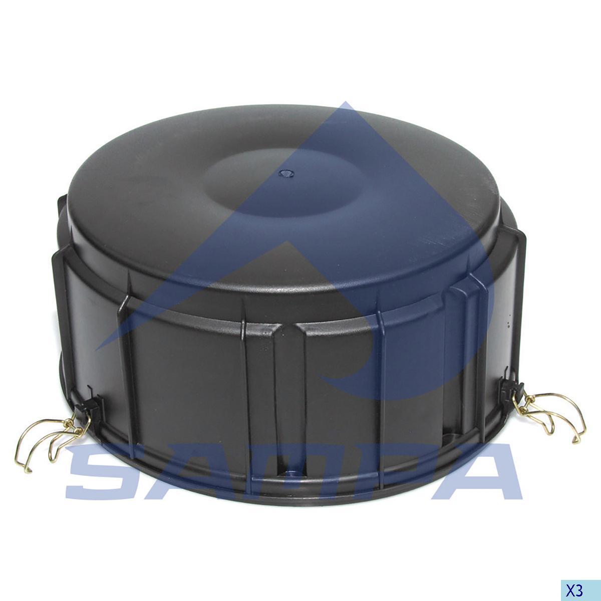 Cover, Air Filter, R.V.I., Engine