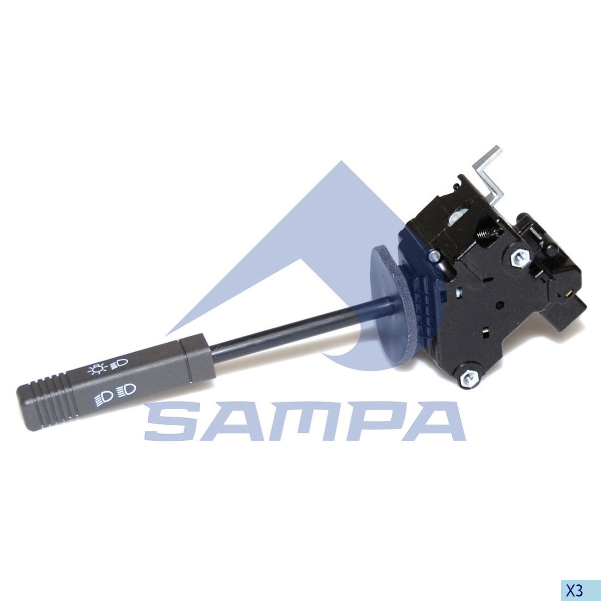 Signal Control Arm, R.V.I., Cab