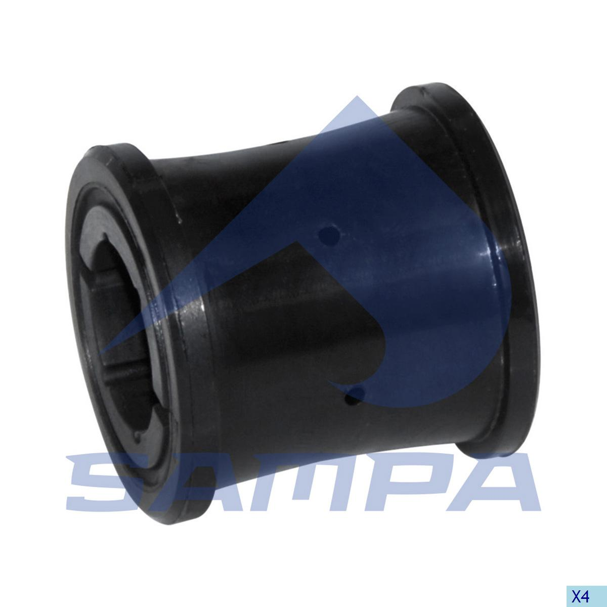 Bearing, Stabilizer Bar, R.V.I., Suspension