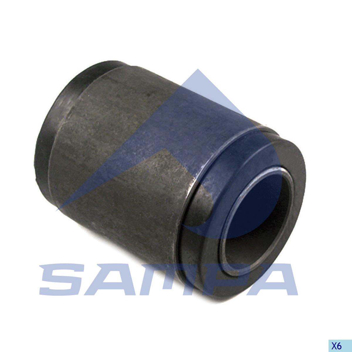 Rubber Bushing, Stabilizer Bar, Ford, Suspension