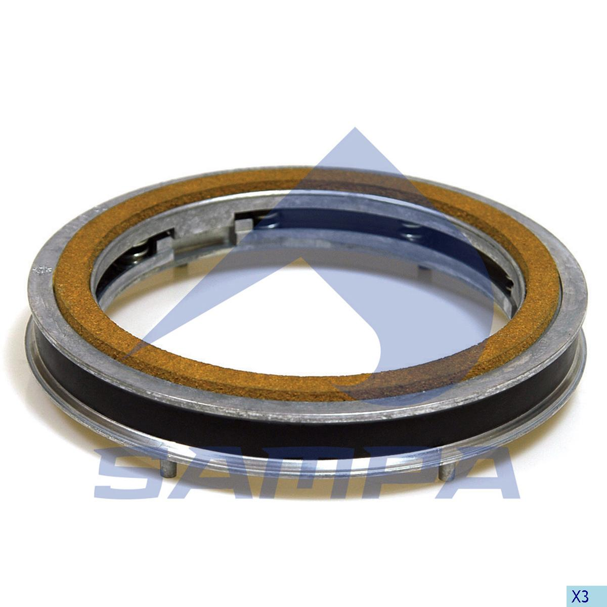 Seal Ring, Bogie Suspension, R.V.I., Suspension
