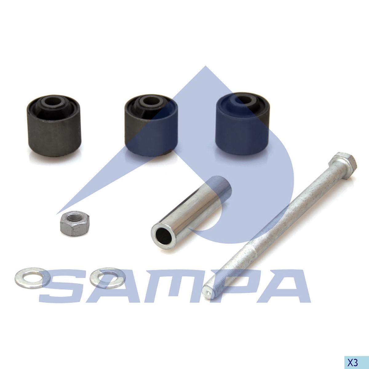 Repair Kit, Cab, R.V.I., Cab