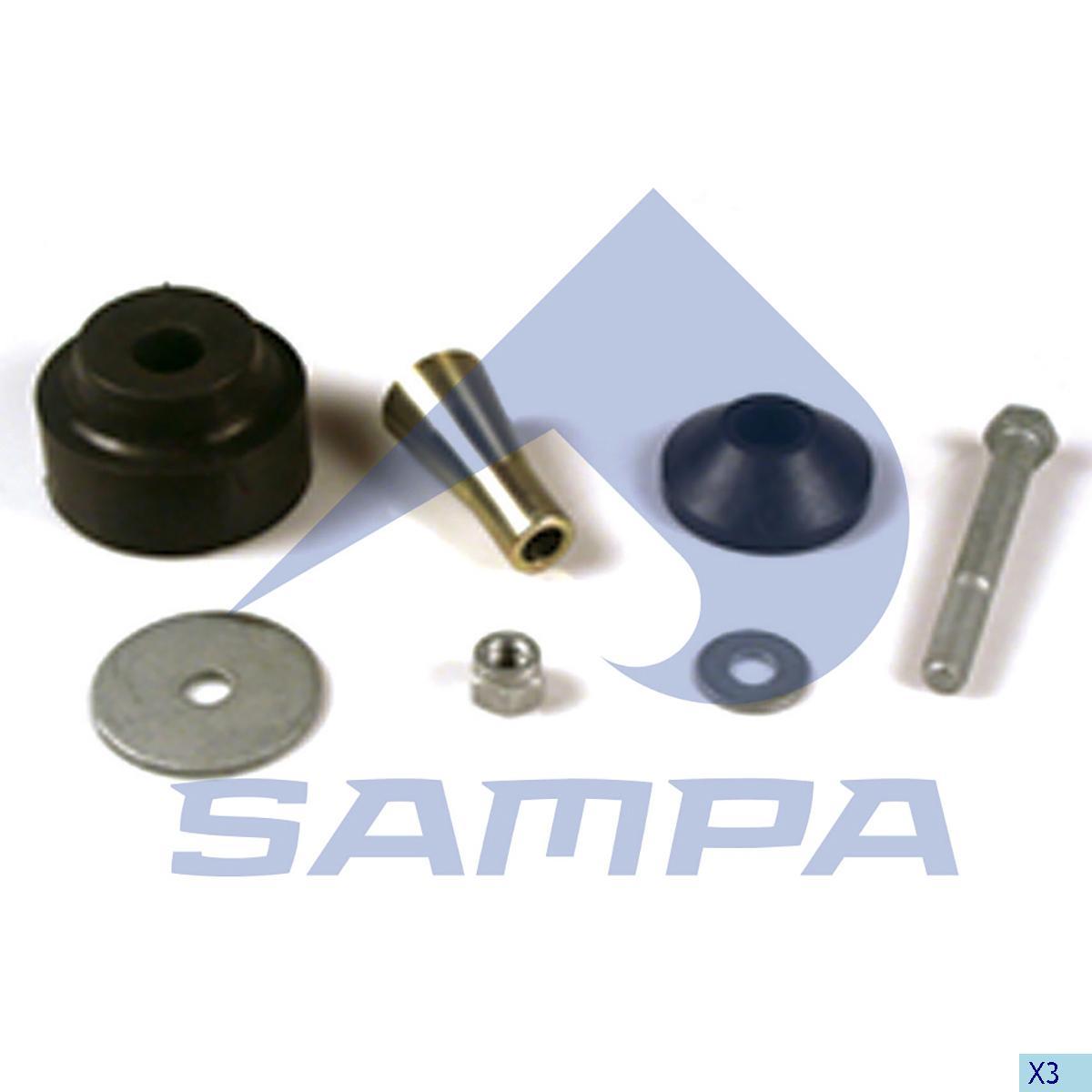 Repair Kit, Engine, R.V.I., Engine