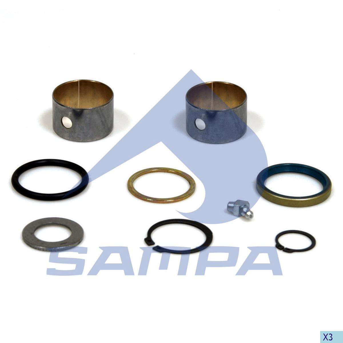 Repair Kit, Brake Cam Shaft, R.V.I., Brake