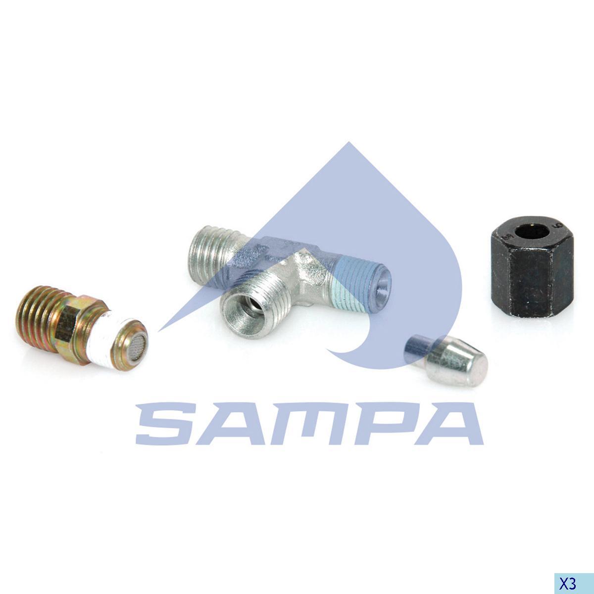 Repair Kit, Cab Tilt, R.V.I., Cab