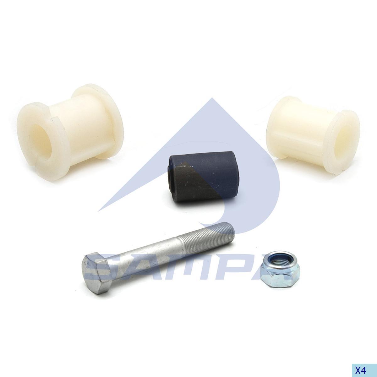 Repair Kit, Stabilizer Bar, R.V.I., Suspension