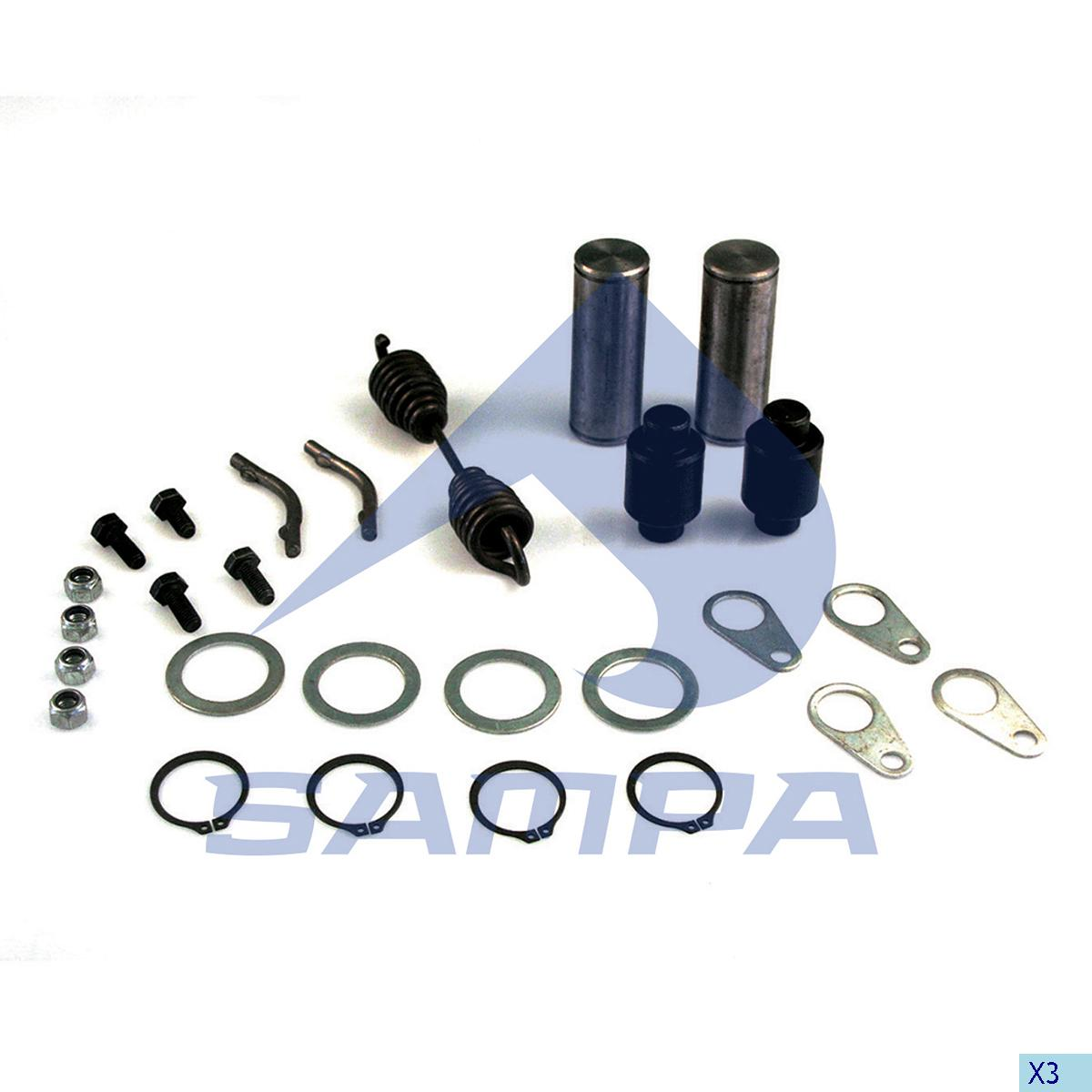 Repair Kit, Brake Shoe, Trailor, Brake
