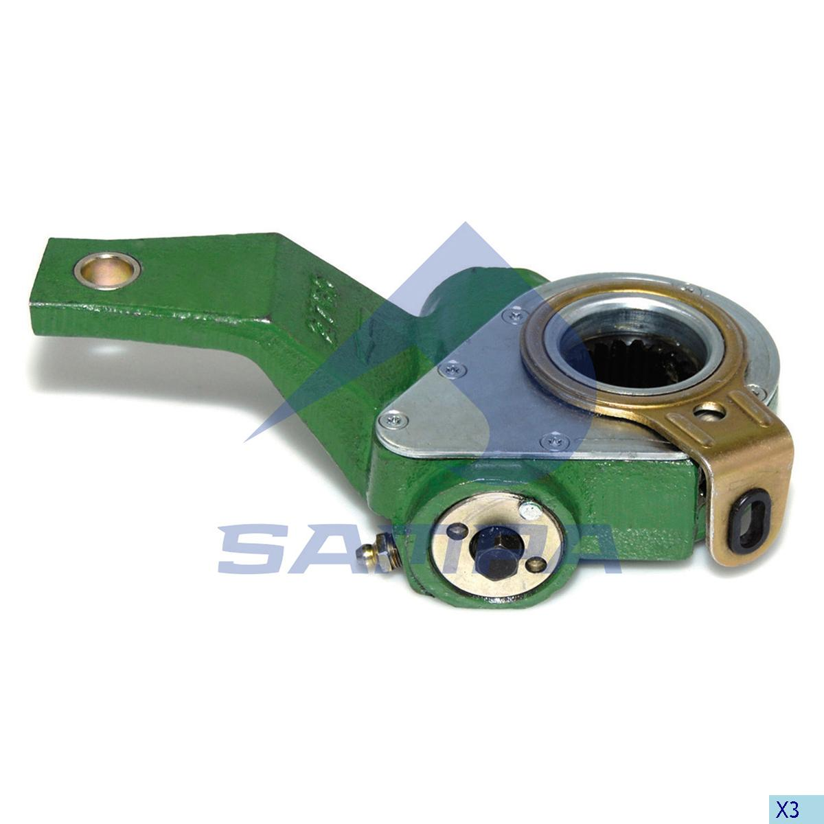 Brake Slack Adjuster, Kassbohrer, Brake