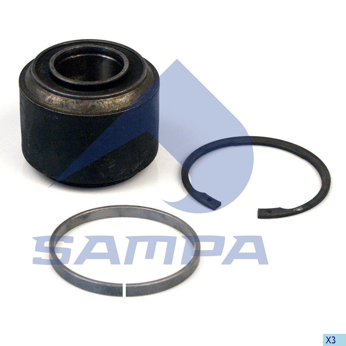 Repair Kit, Axle Rod, Setra, Suspension