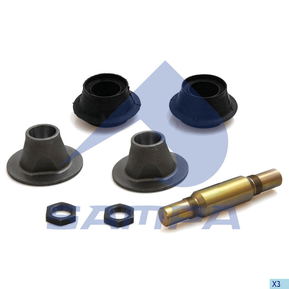 Repair Kit, Stabilizer Bar, Setra, Suspension