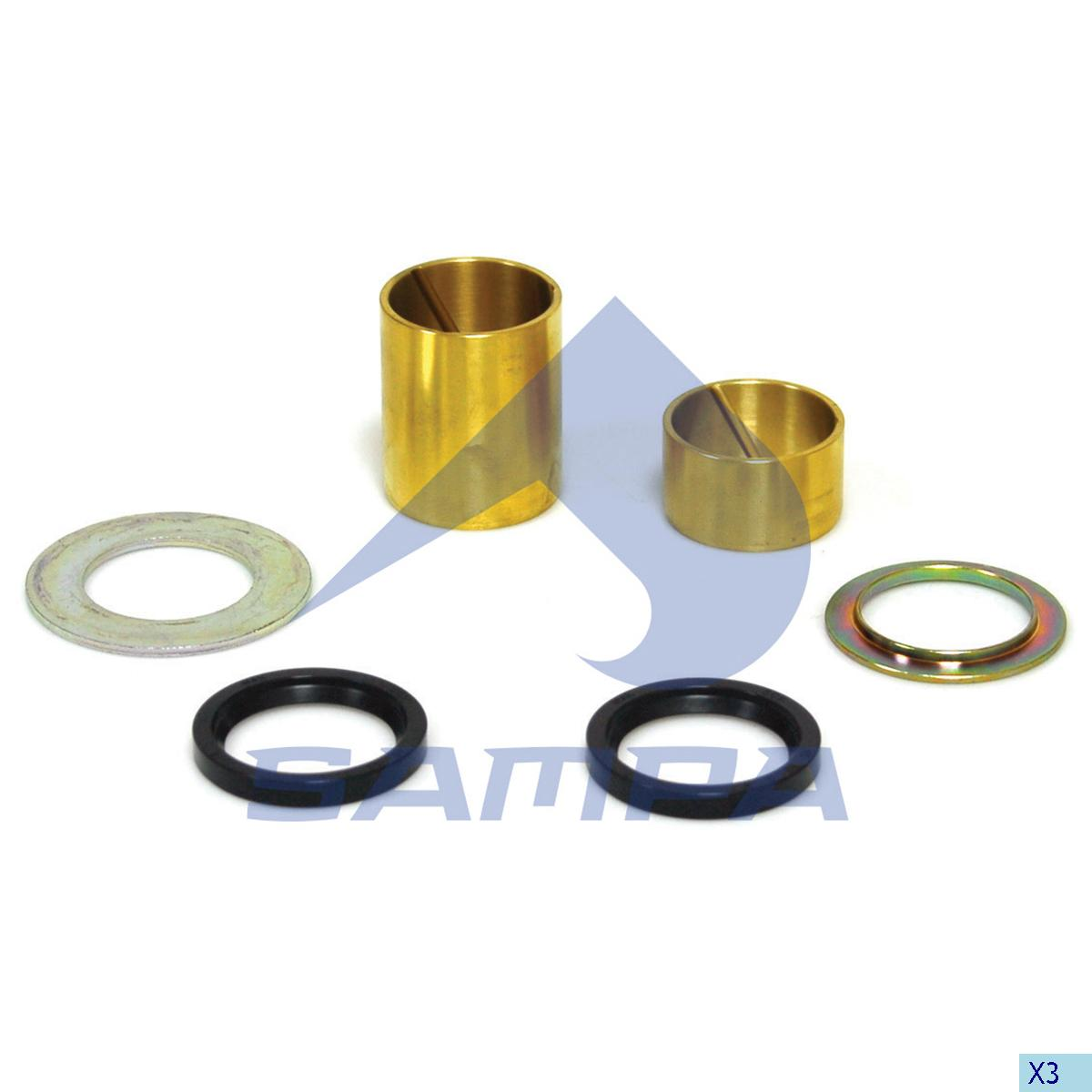 Repair Kit, Brake Cam Shaft, Neoplan, Brake