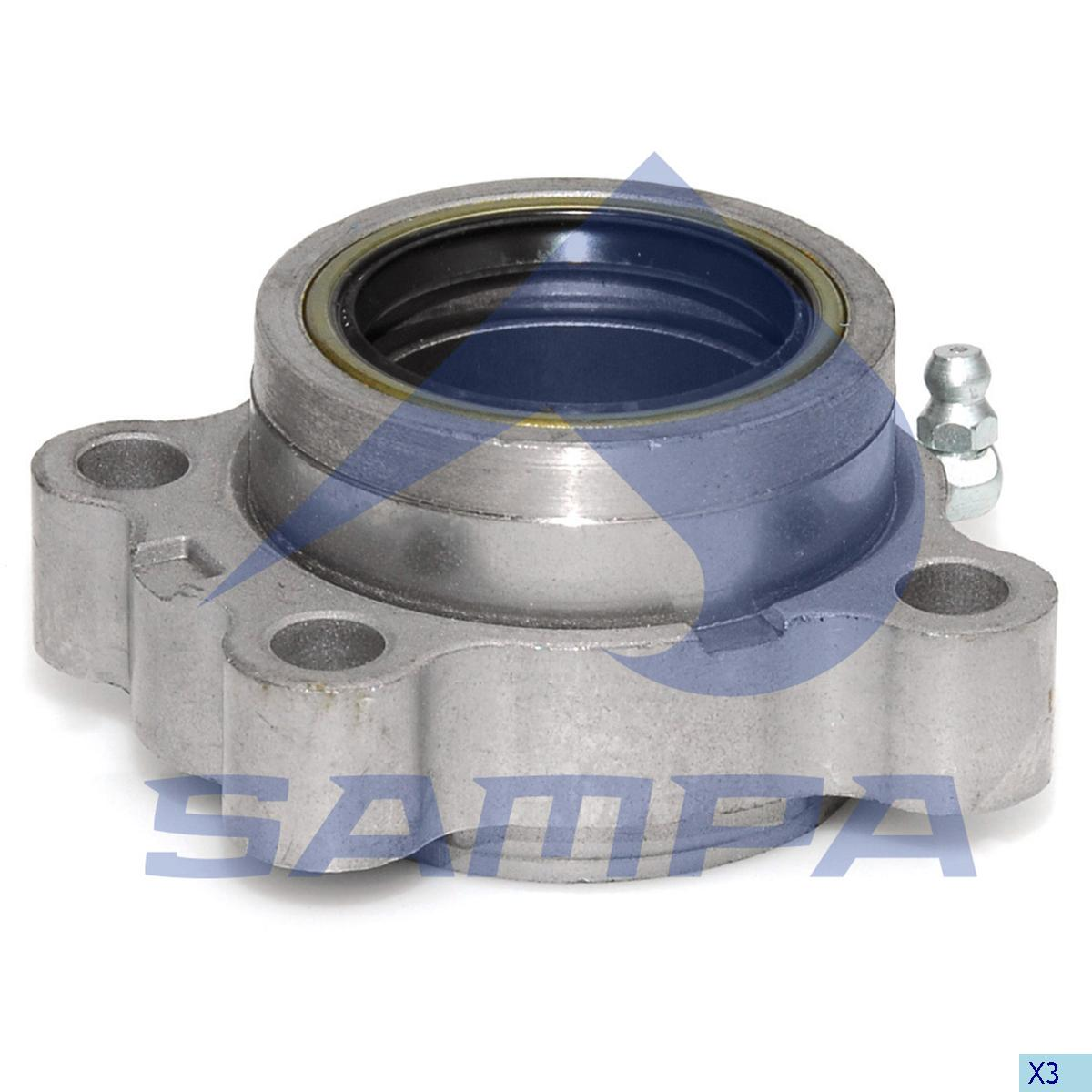 Spherical Bearing, Brake Cam Shaft, Ror-Meritor, Brake