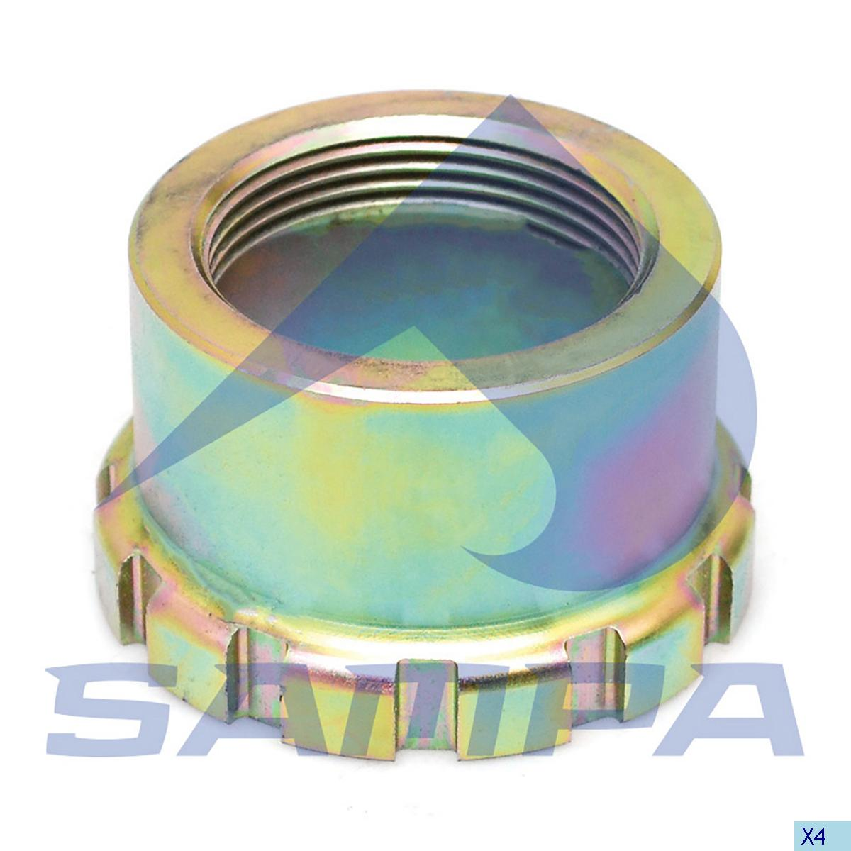 Collet Nut, Brake Chamber, Ror-Meritor, Brake