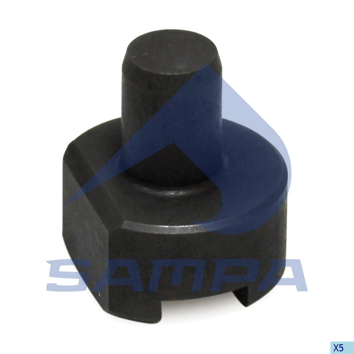 Adjuster Plunger, Brake Adjuster, Ror-Meritor, Brake