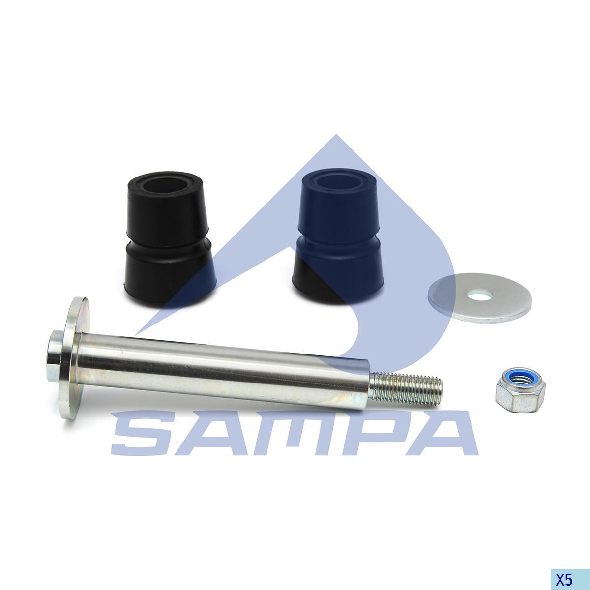 Repair Kit, Spring, Ror-Meritor, Suspension