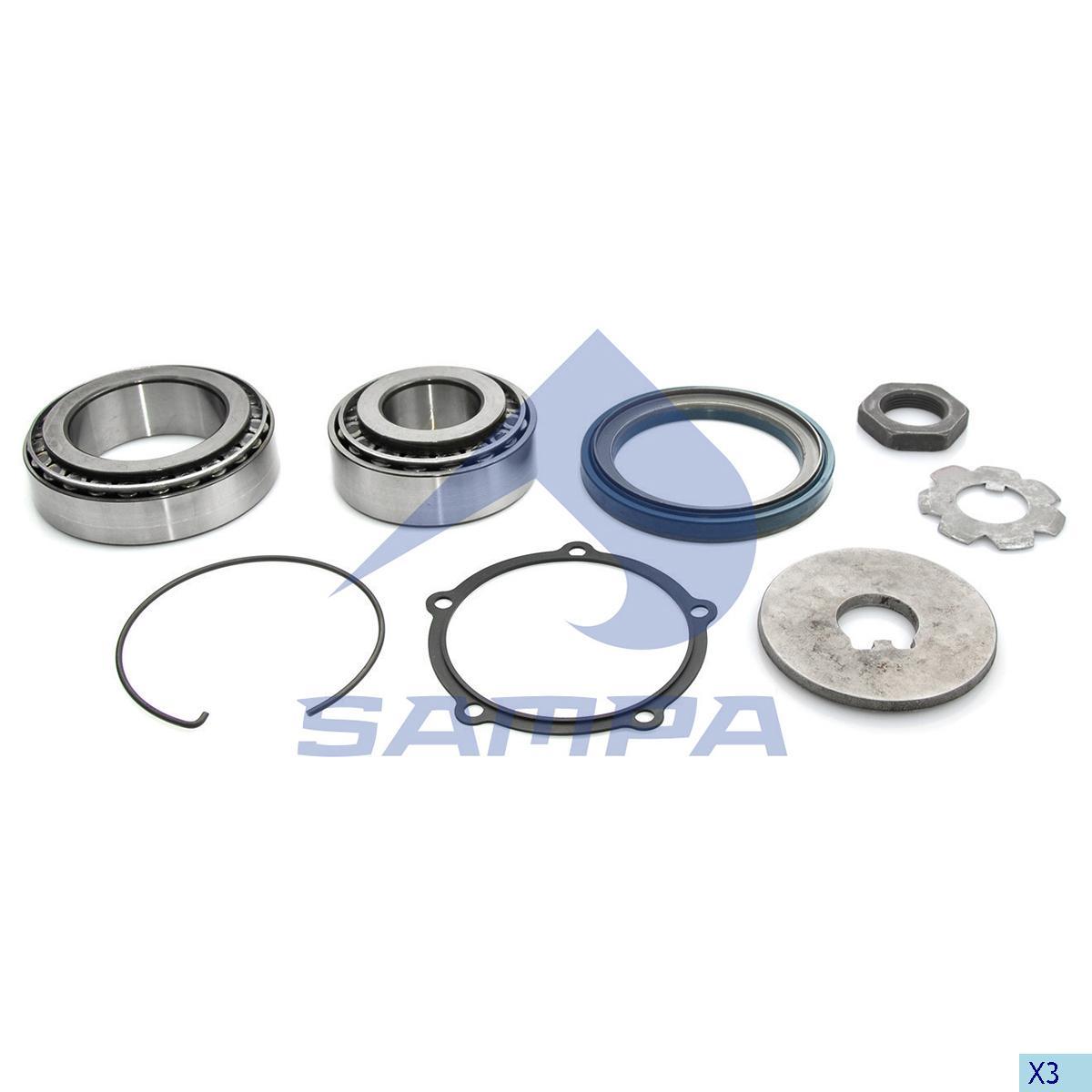 Repair Kit, Axle, Ror-Meritor, Power Unit