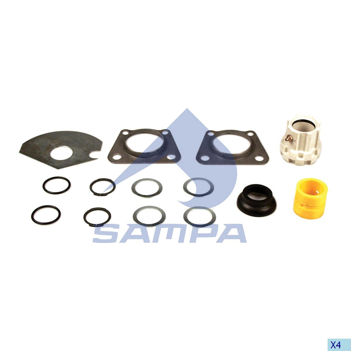 Repair Kit, Brake Cam Shaft, York, Brake