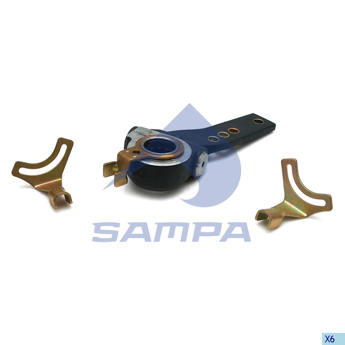 Brake Slack Adjuster, SMB, Brake