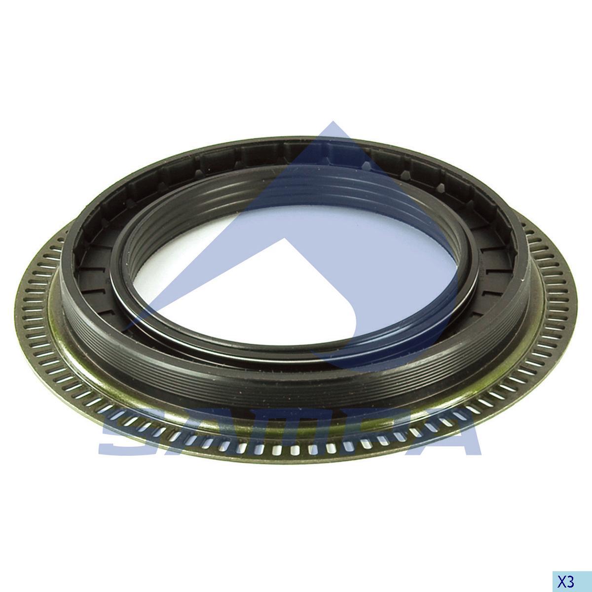 Seal Ring, Wheel Hub, Fruehauf, Power Unit