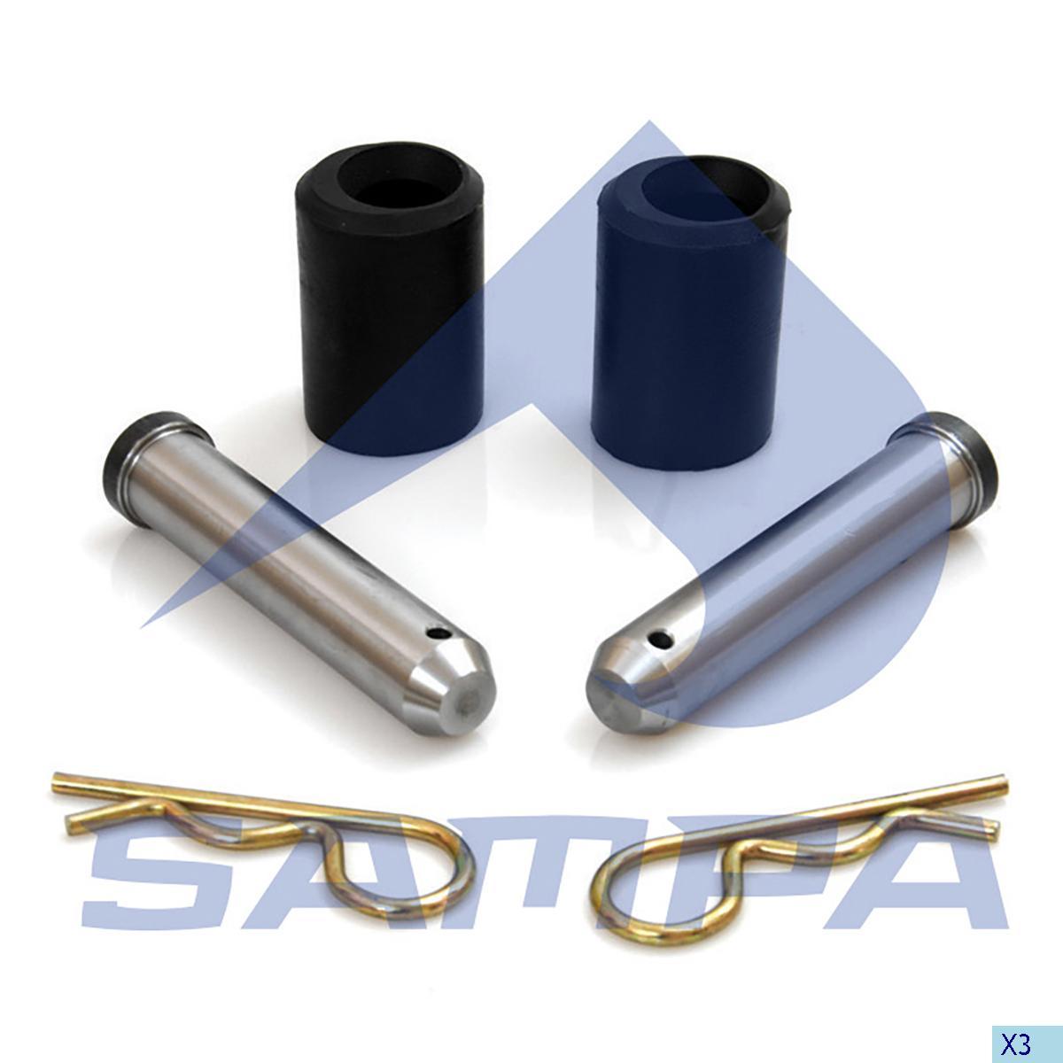 Repair Kit, Fifth Wheel, Fruehauf, Complementary Equipment