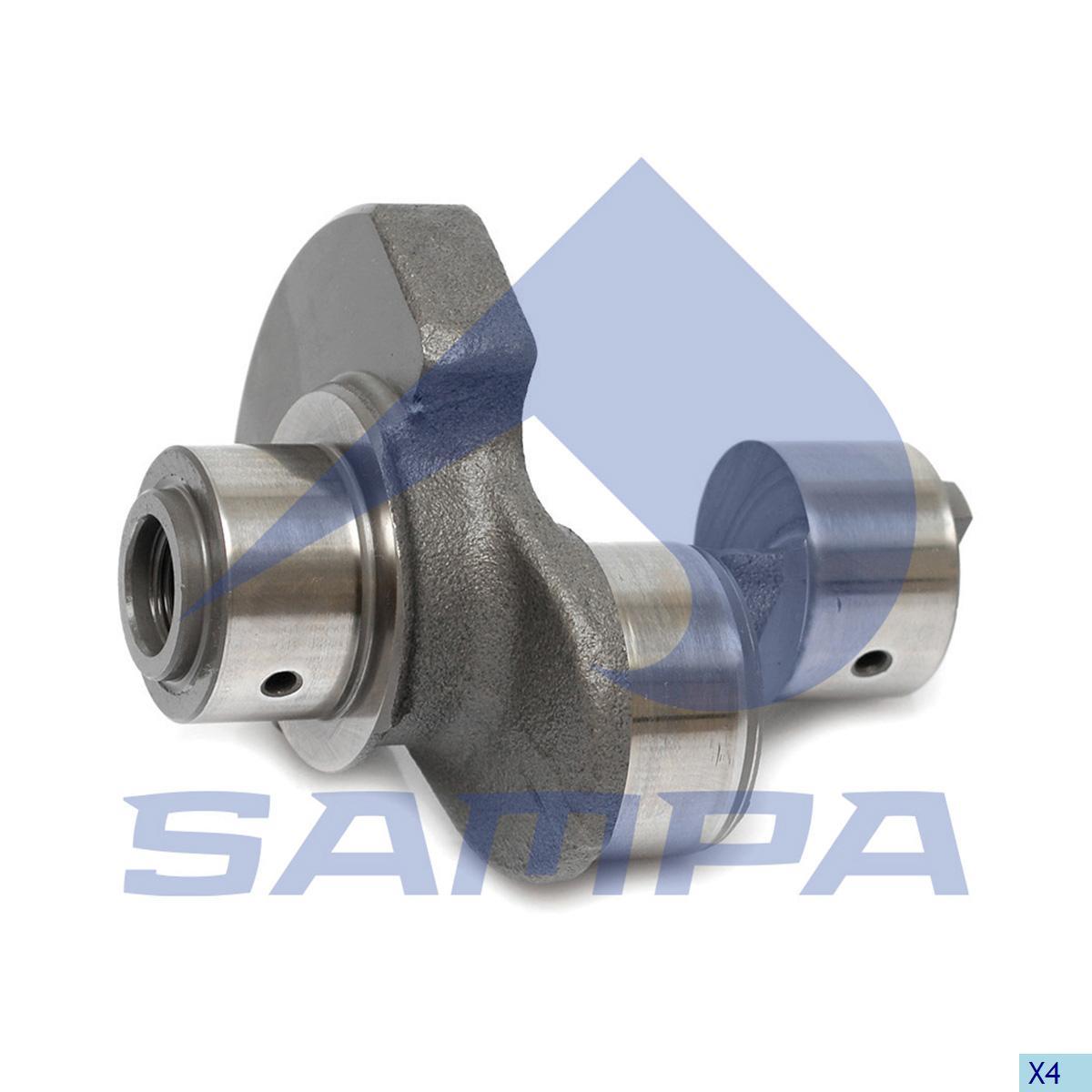 Crank Shaft, Cylinder Block, Mercedes, Compressed Air System