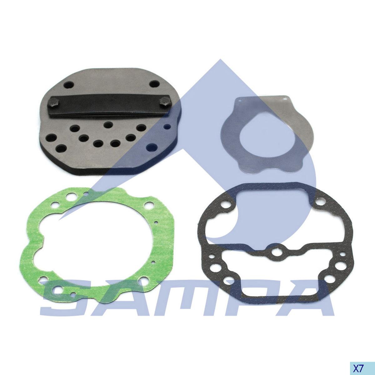Disc, Cylinder Head, Man, Compressed Air System