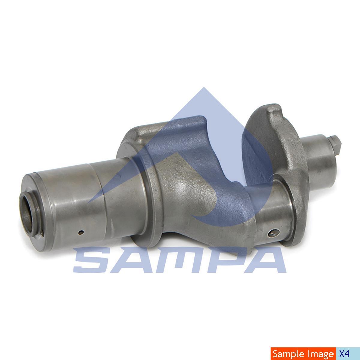 Crank Shaft, Cylinder Block, Man, Compressed Air System