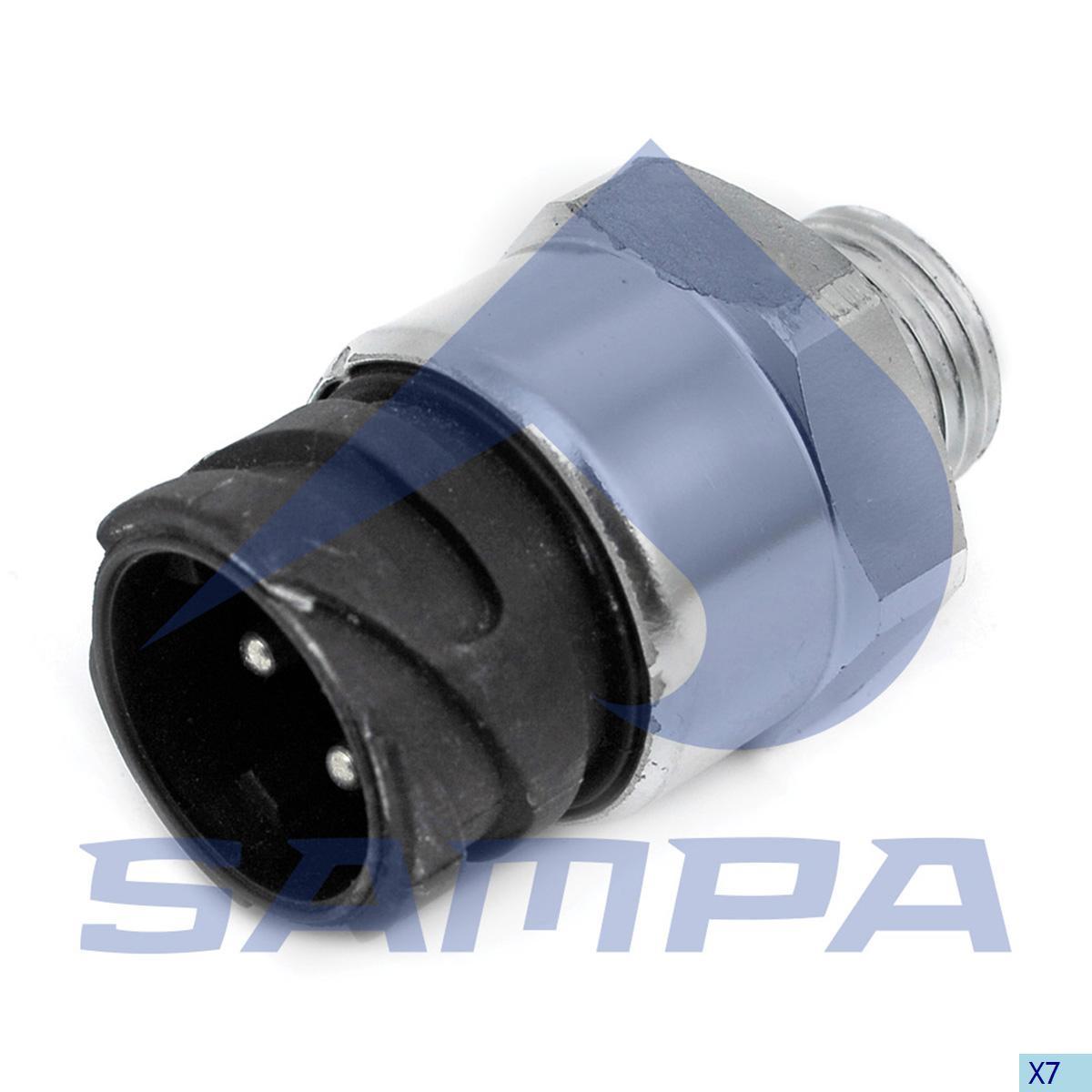 Pressure Sensor, Electric System