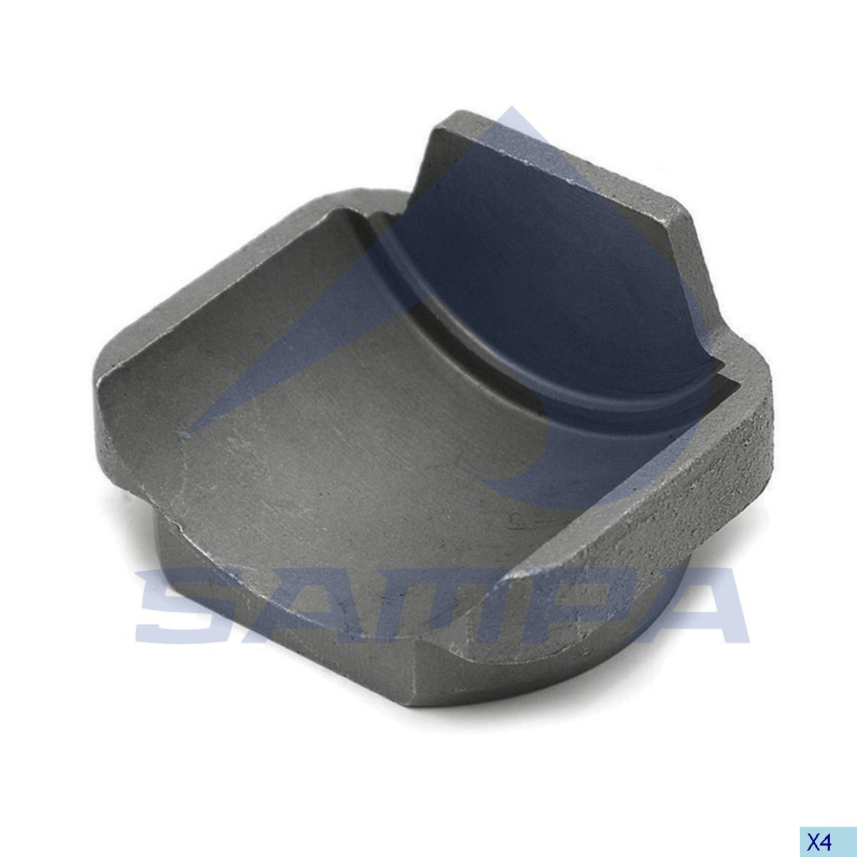 Bearing Cap, Brake Caliper, Man, Brake