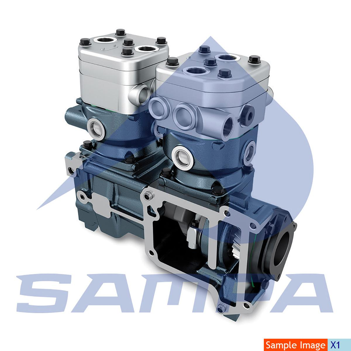 Compressor, Man, Compressed Air System