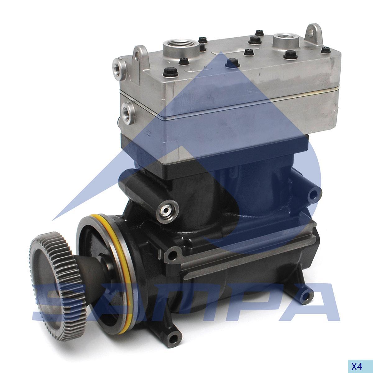 Compressor, Daf, Compressed Air System