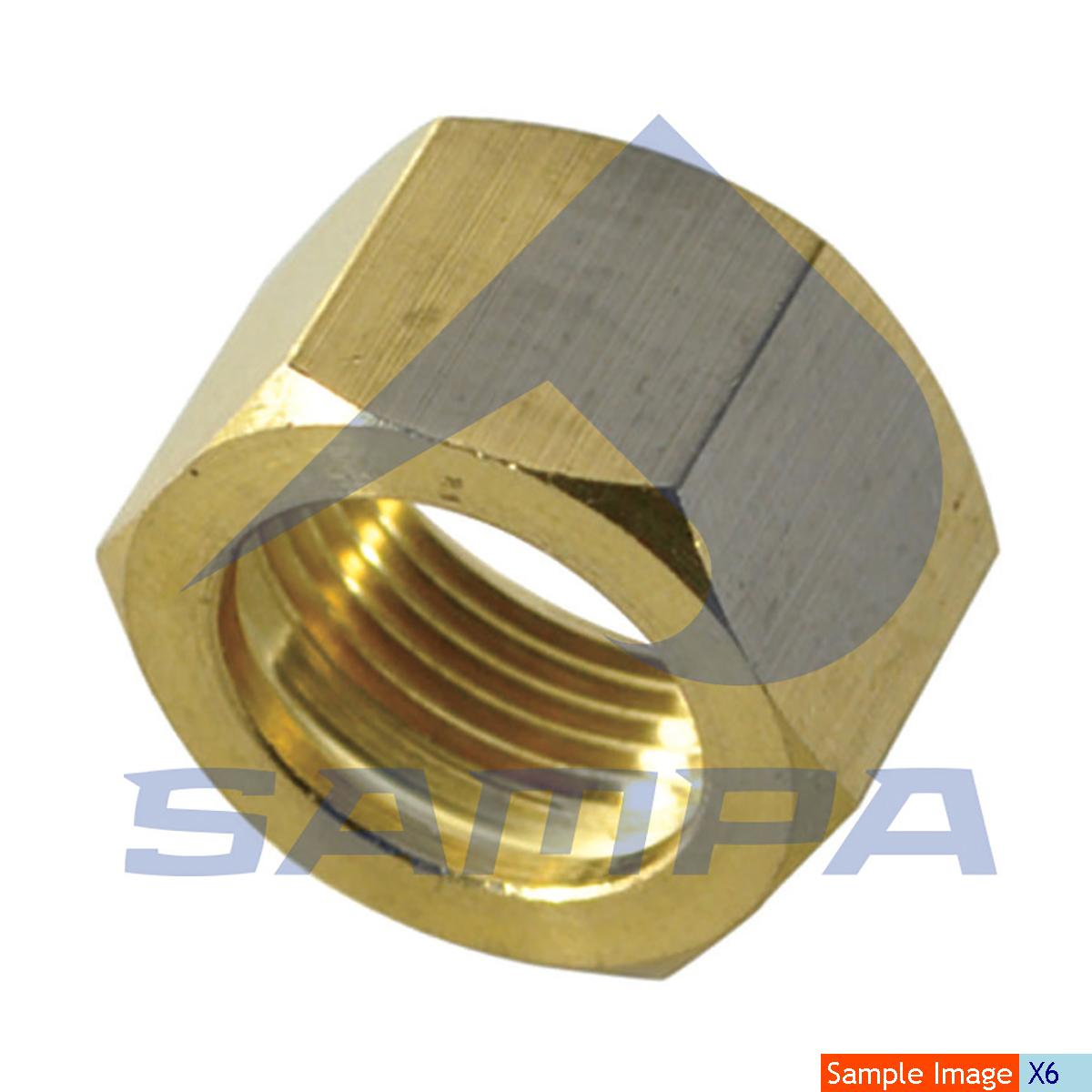 Union Nut, Universal, Universal Parts