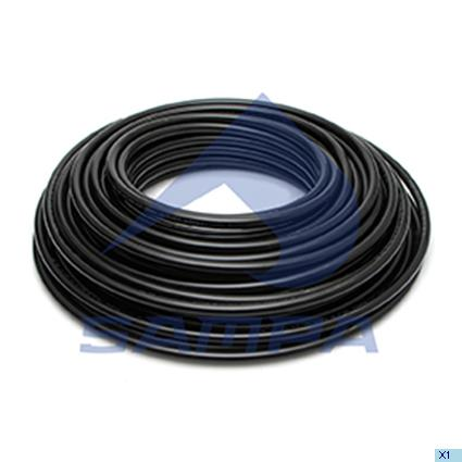 Nylon Pipe, Black, Bergische, Universal Parts