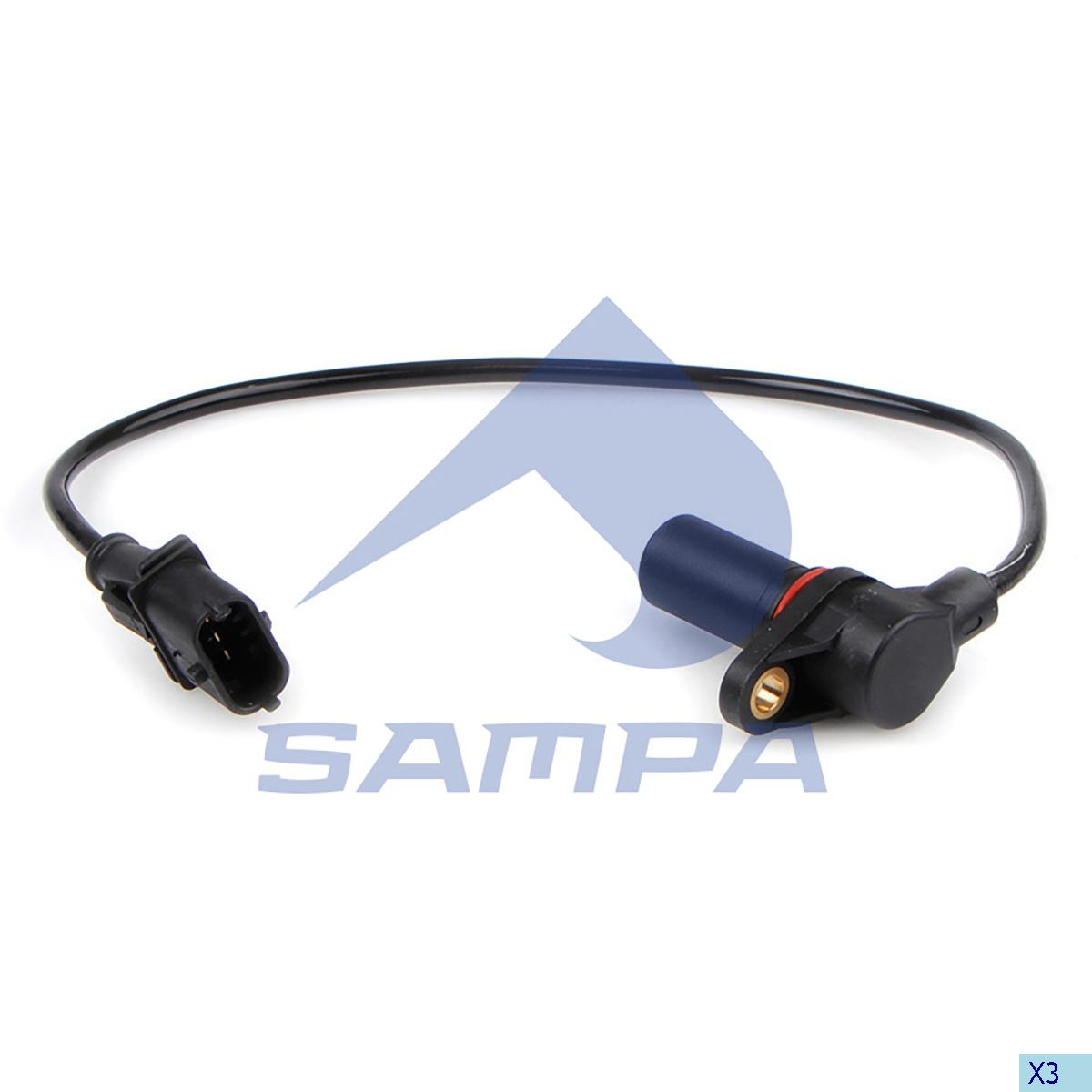 Speed Sensor, Daf, Electric System