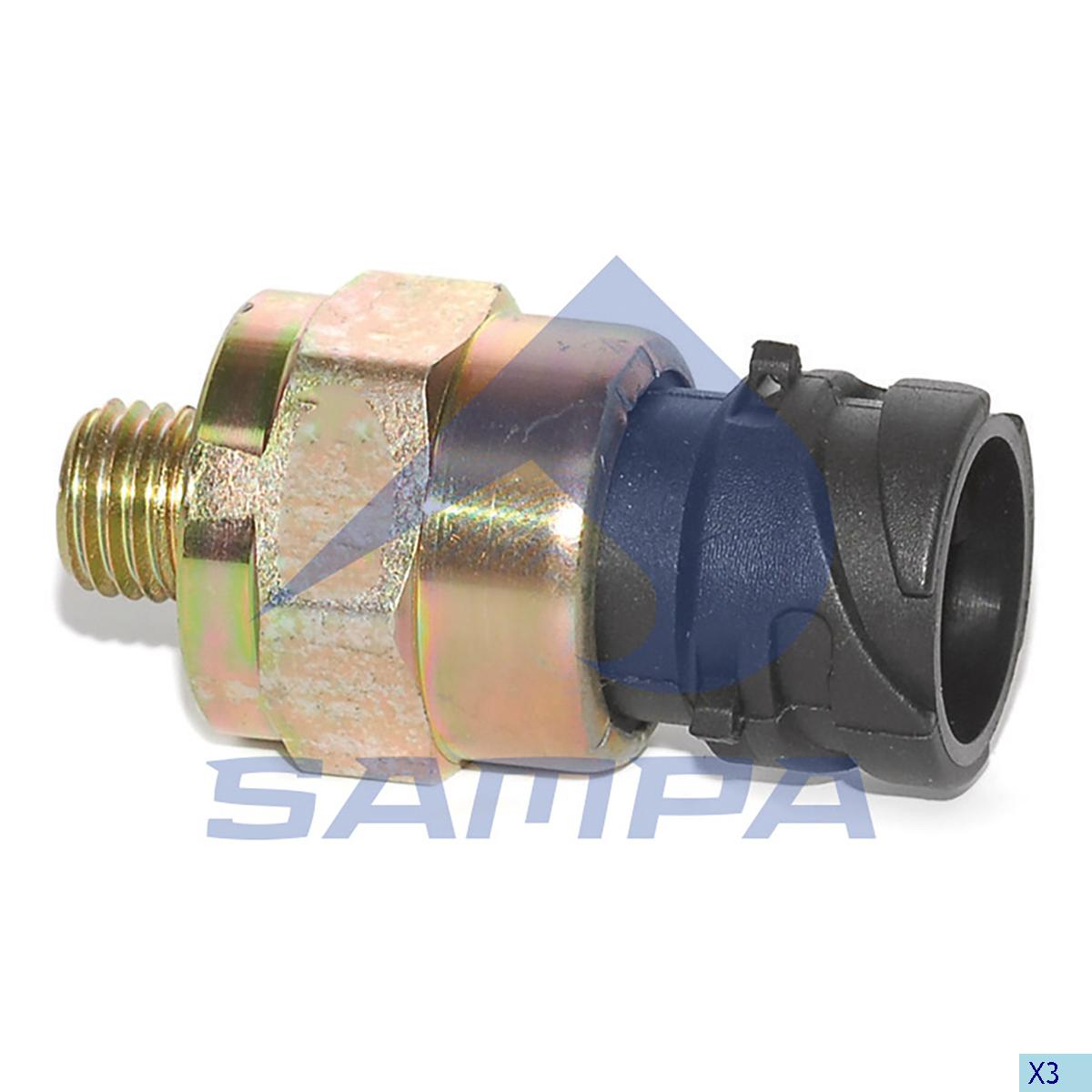 Pressure Sensor, Mercedes, Electric System