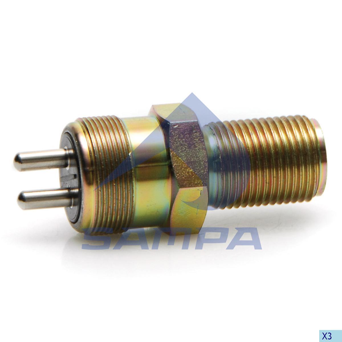 Speed Sensor, Daf, Electric System