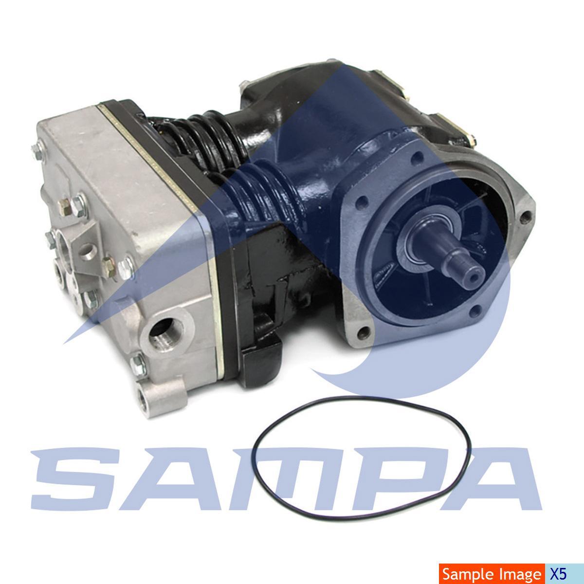 Compressor, Volvo, Compressed Air System