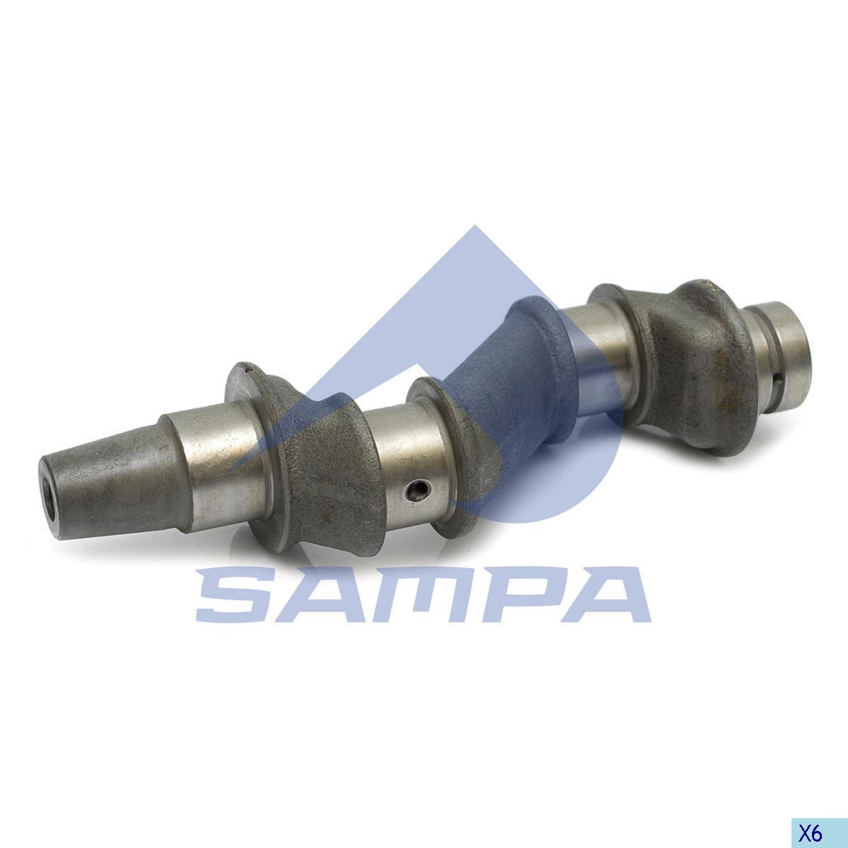 Crank Shaft, Cylinder Block, Daf, Compressed Air System