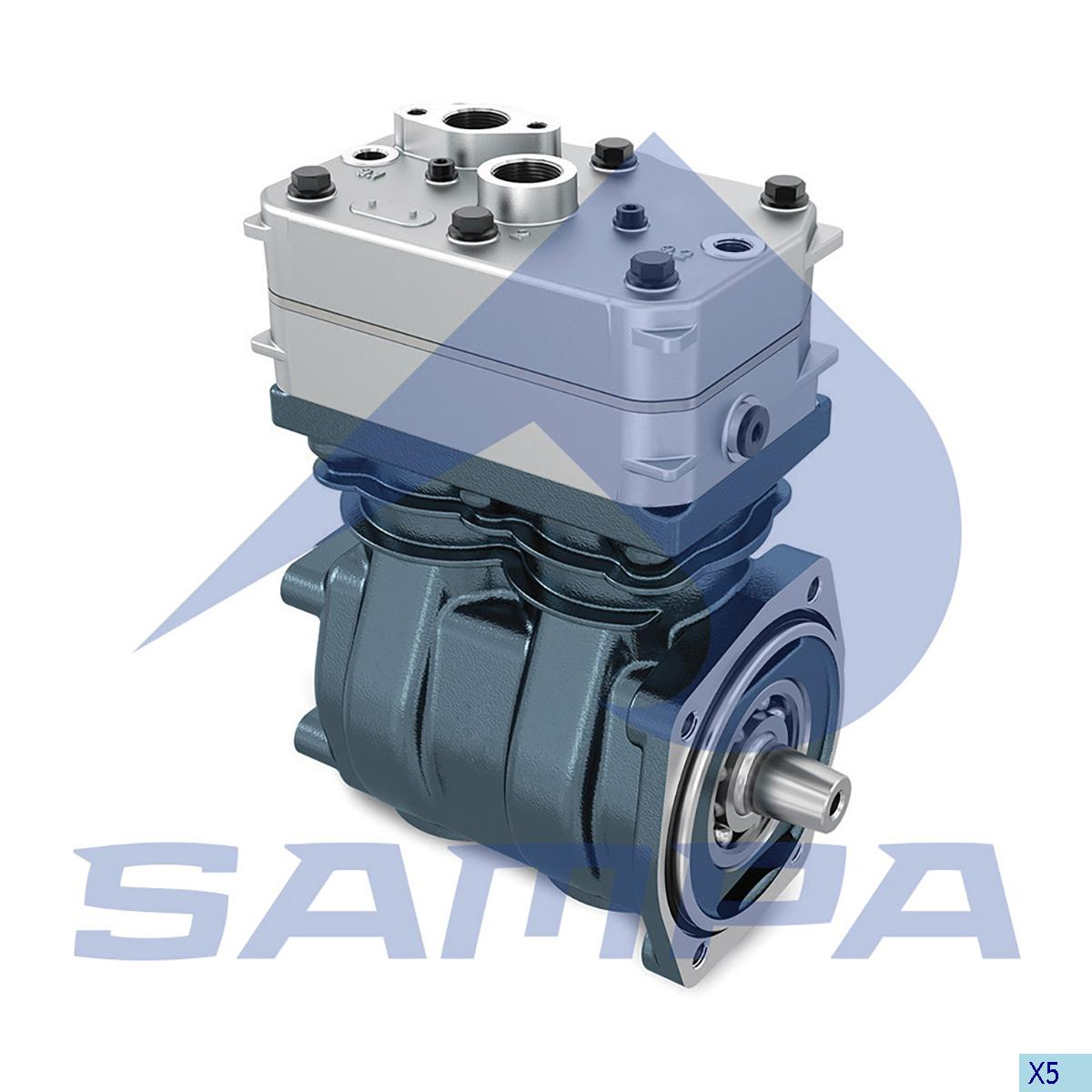 Compressor, Daf, Compressed Air System