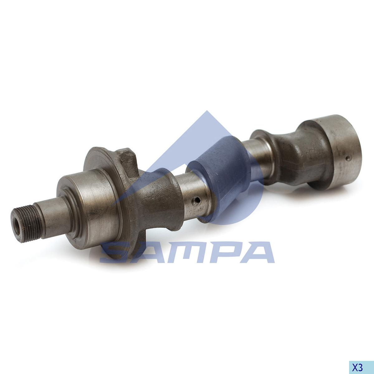 Crank Shaft, Cylinder Block, Daf, Compressed Air System