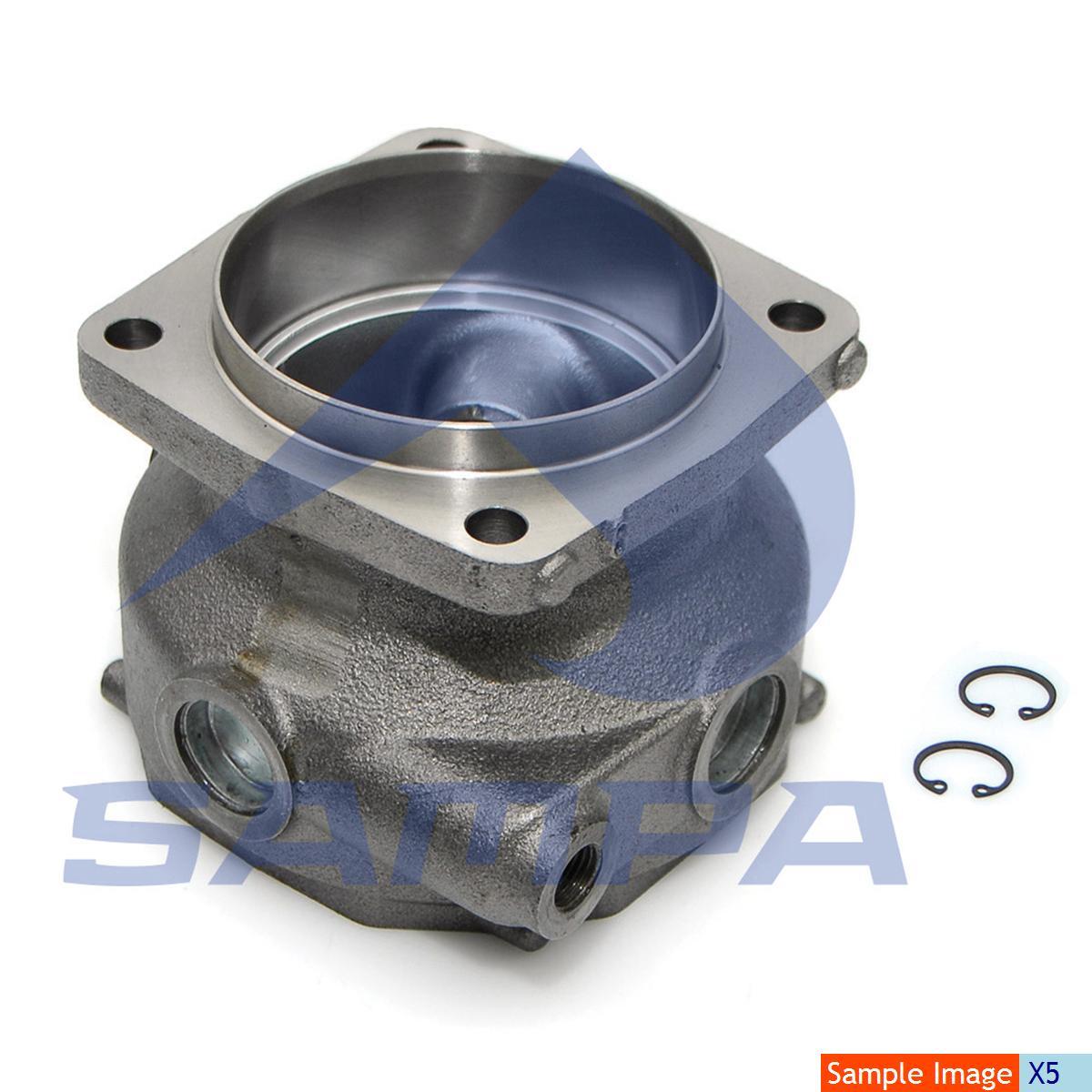 Cylinder Liner, Piston, R.V.I., Compressed Air System