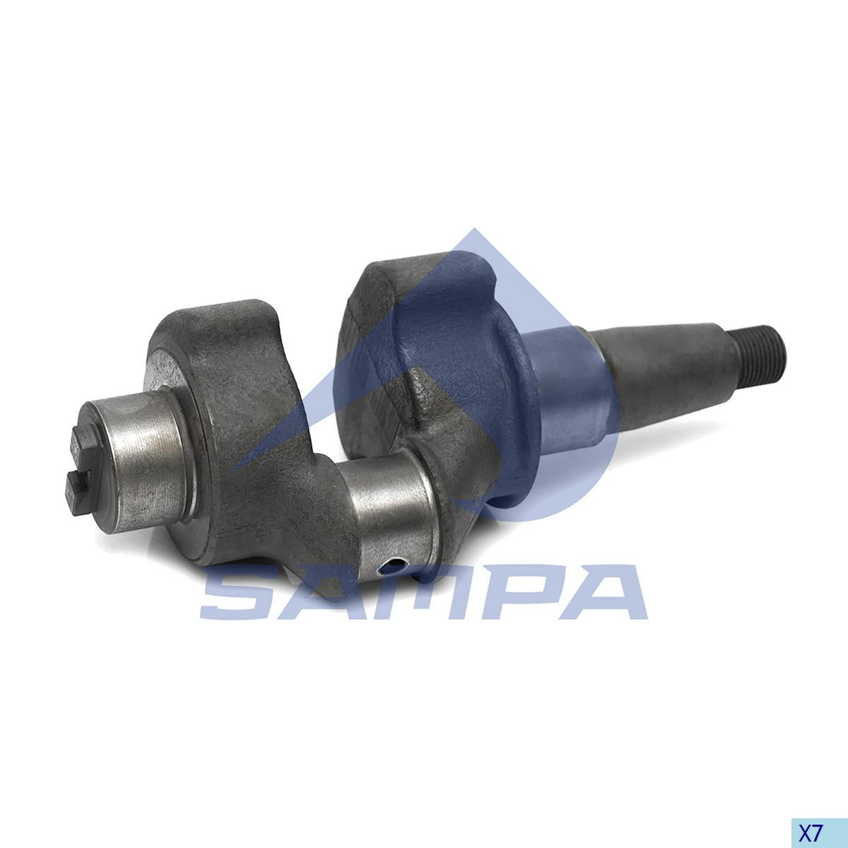 Crank Shaft, Cylinder Block, Iveco, Compressed Air System