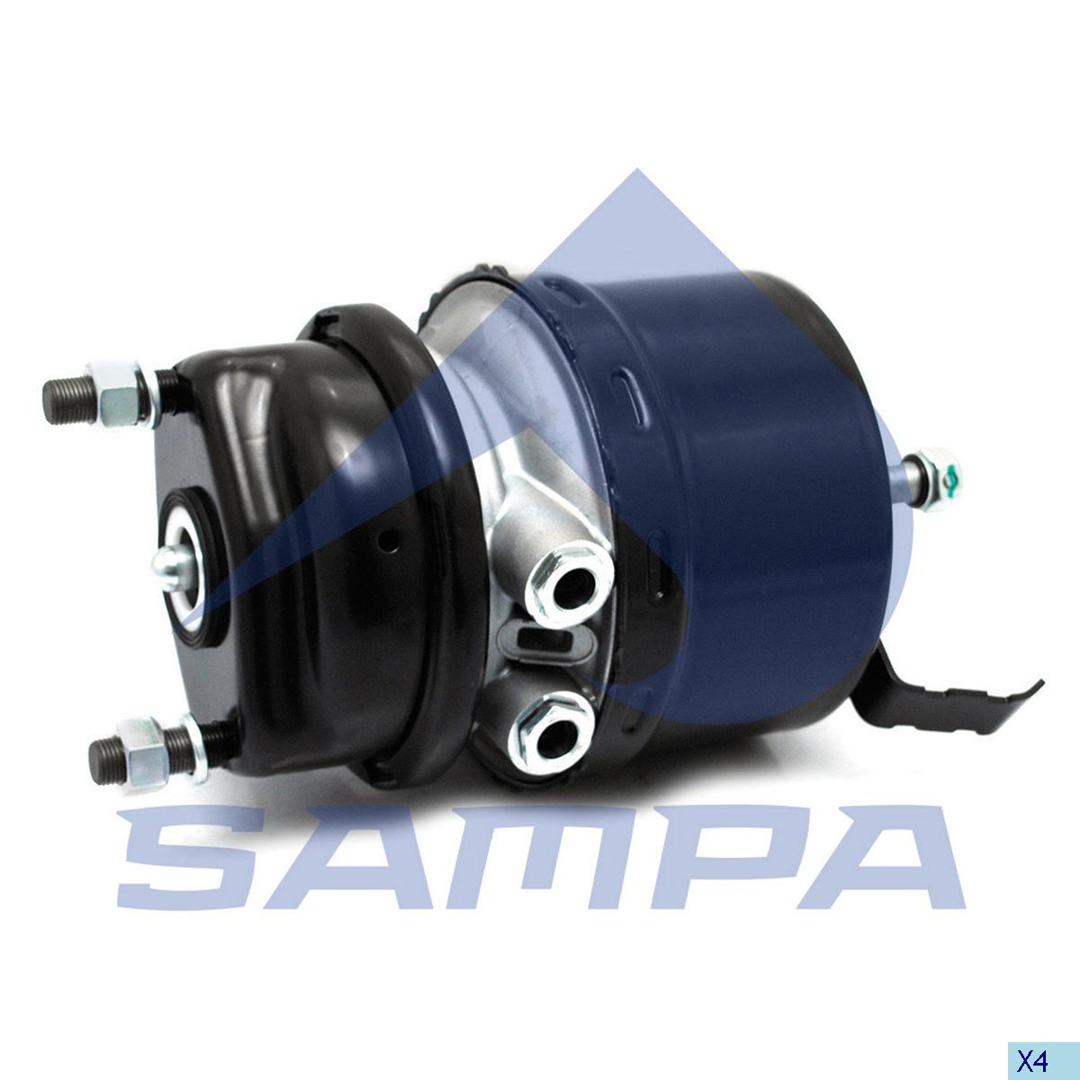 Spring Brake Chamber, Scania, Brake