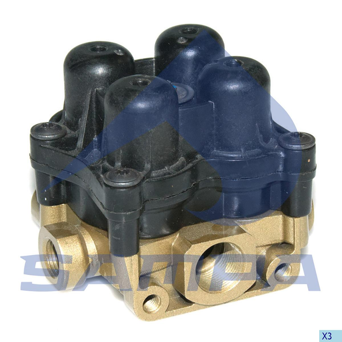 Safety Valve, Daf, Compressed Air System