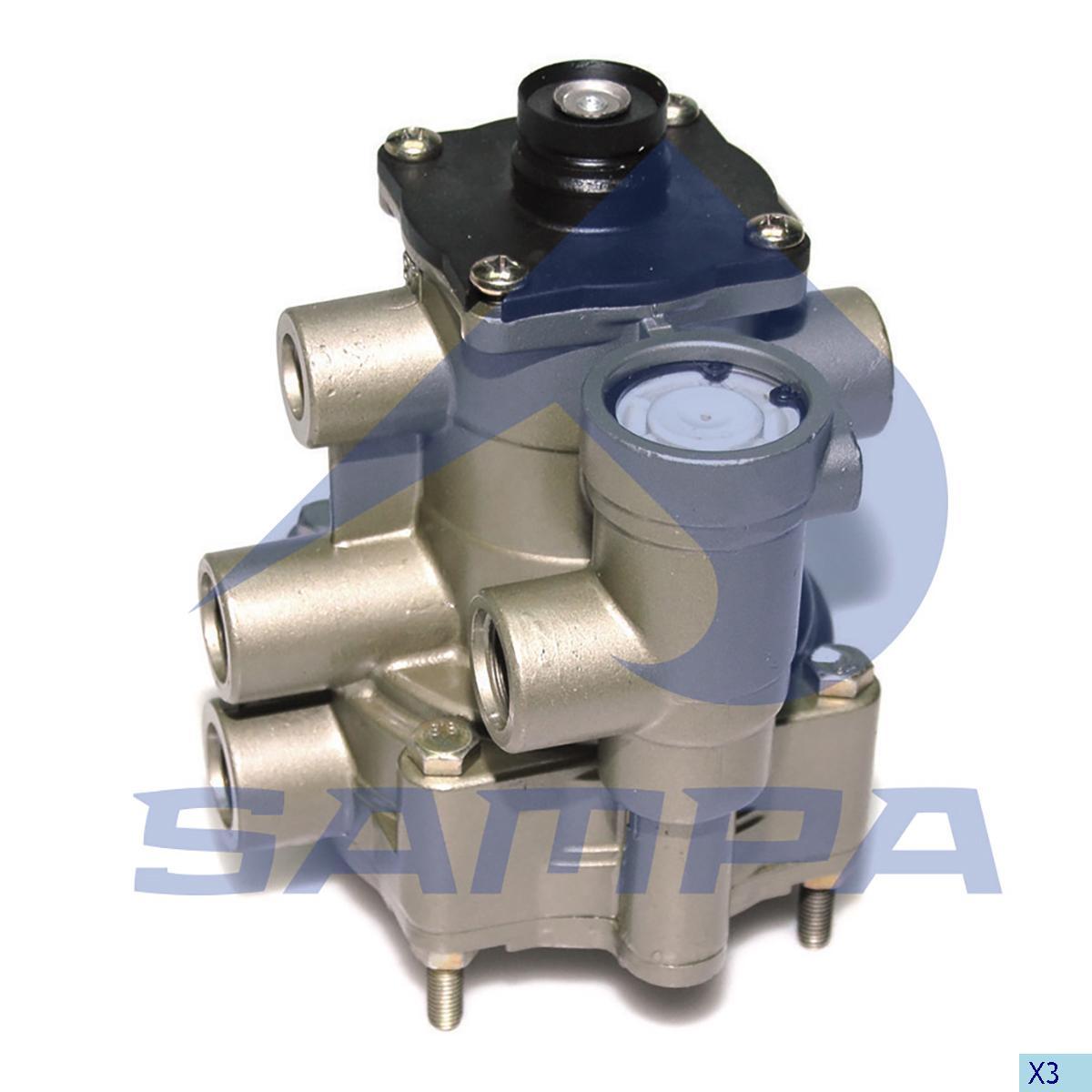 Pressure Control Valve, Daf, Compressed Air System