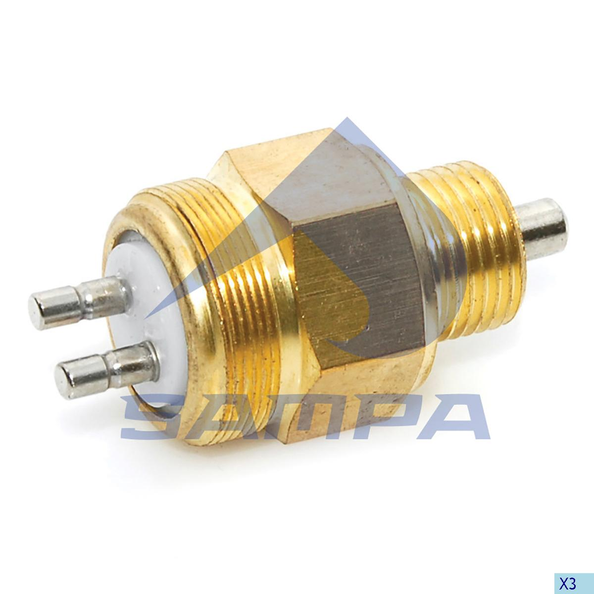 Pressure Sensor, Man, Electric System