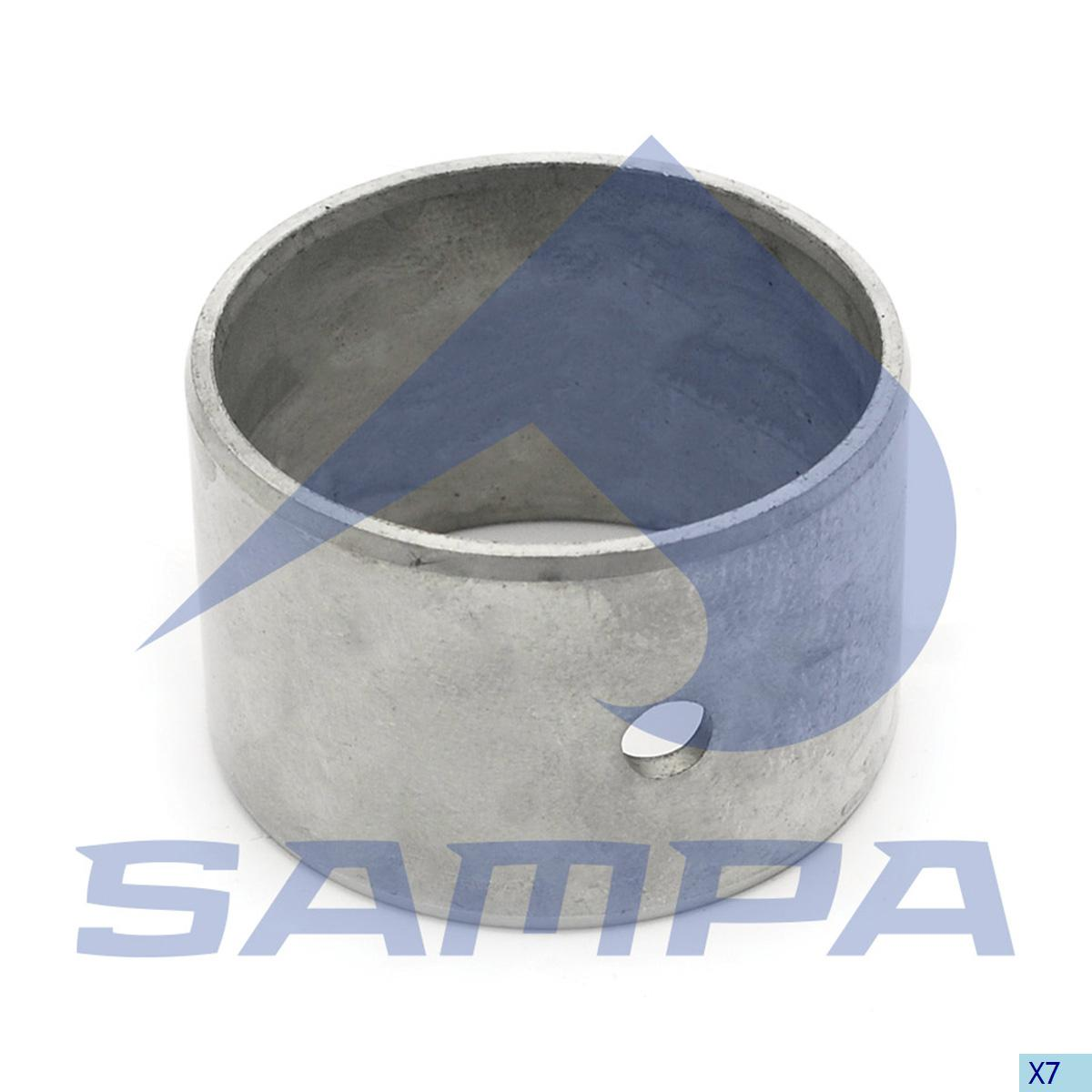 Bushing, Cylinder Block, Scania, Compressed Air System