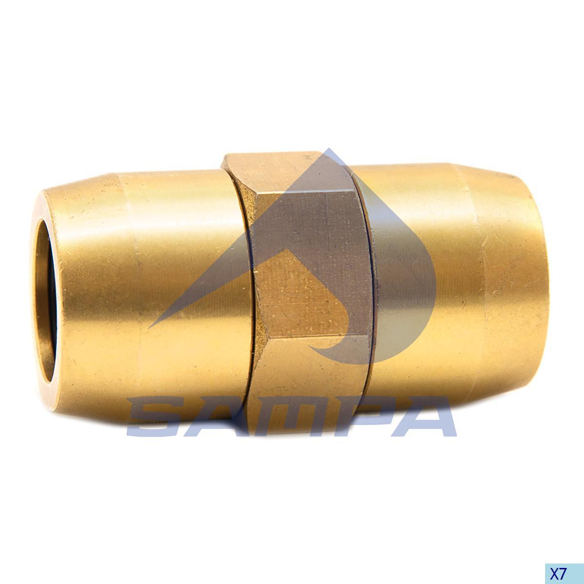Pipe Coupling, Universal, Universal Parts